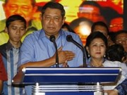 Incumbent Indonesian president set for reelection