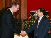 Vietnam wants to further improve people's lives