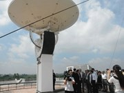 Nation inaugurates satellite imagery receiving station