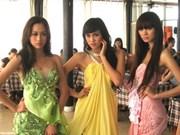 Vietnam attends regional supermodel contest