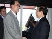President holds bilateral meetings in Egypt