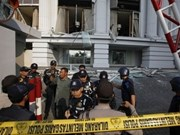 Vietnam condemns bomb attacks in Indonesia