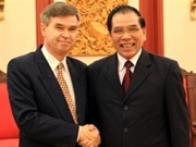 Party Chief reiterates policy toward Russia