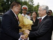 Legislative chiefs vow to boost Vietnam-Thailand ties
