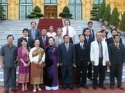 Vietnam remembers late President Souphanouvong