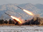DPRK officially confirms missile launches