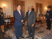 Deputy Prime Minister visits Singapore