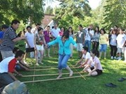 Summer camp brings Vietnamese in Finland together