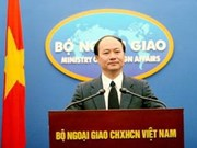 Vietnam requests China promptly release fishermen