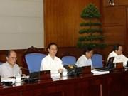 Government meets on socio-economic development