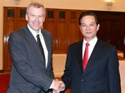Vietnam, Belgium seek more effective cooperation