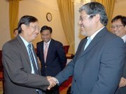 VN-Philippines committee holds senior officials' meeting