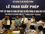 Licence goes to Vietnam's 8th mobile network