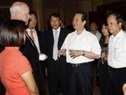 PM hears Hanoi's master plan through 2030