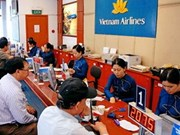 Vietnam Airlines launches web check-in service