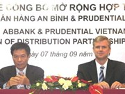 ABBank, Prudential expand cooperation