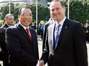 Vietnam, NZ agree on comprehensive partnership