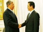VN eyes higher-level cooperation with Kazakhstan