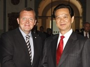 Vietnam, Denmark agree to build partnership