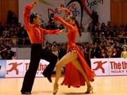 International dance-sport championship kicks off