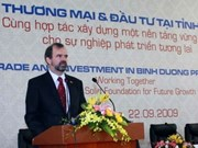 Seminar highlights Binh Duong's investment potential
