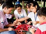 Vietnam, Japan get together to hold festival for children