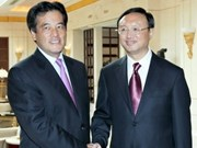 China, Japan, RoK foreign ministers meet