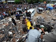 Second earthquake rocks Indonesian island