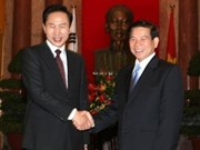 "Vietnam, RoK agree on ""Strategic Partnership"""