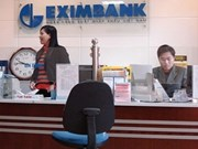 Eximbank lists 876.2 million shares on HoSE