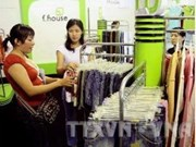 Garments machinery, accessories on show in HCM City