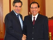 France among Vietnam's largest trade partners