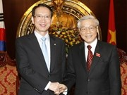 RoK NA Speaker's Vietnam visit - new landmark in bilateral ties