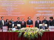 Major accords end Vietnam-China land border negotiations
