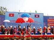 Vietnam helps Laos build parliamentary office