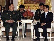 Thailand, China agree to enhance defence cooperation