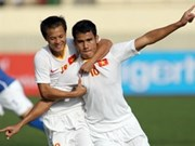 VN's football teams beat Malaysian rivals