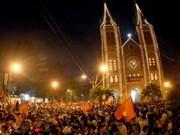 Congratulations to Catholics, Protestants on Xmas