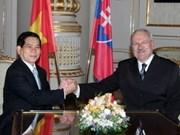 State President visits Slovakia