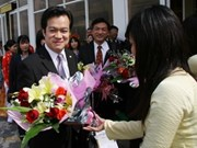 Da Nang welcomes first direct flight from Taipei