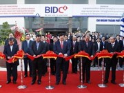 Cambodian PM honours bank opening in HCM City