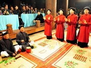 Experts call for urgent conservation of Phu Tho's folk songs