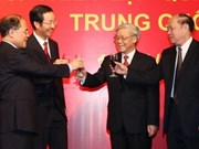 Banquet held to celebrate Vietnam-China diplomatic ties