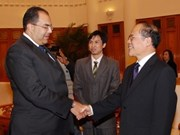 Vietnam, Egypt eager for economic ties