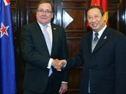 Top NZ diplomat visits to make pitch for bilateral ties