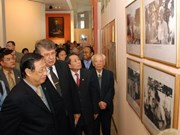 Exhibition on Vietnam-Russia ties opens