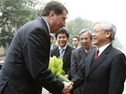 Vietnam, Slovakia agree to boost legislative ties