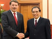 Vietnam affirms fine ties with Slovakia
