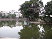 Businesses fund facelift for lakes in Hanoi