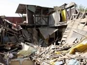 Condolences to Chile over earthquake losses